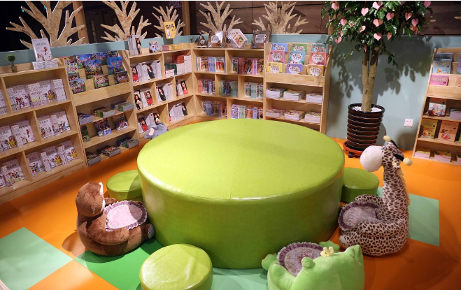 Solve two gaps in Chinese kids' book market
