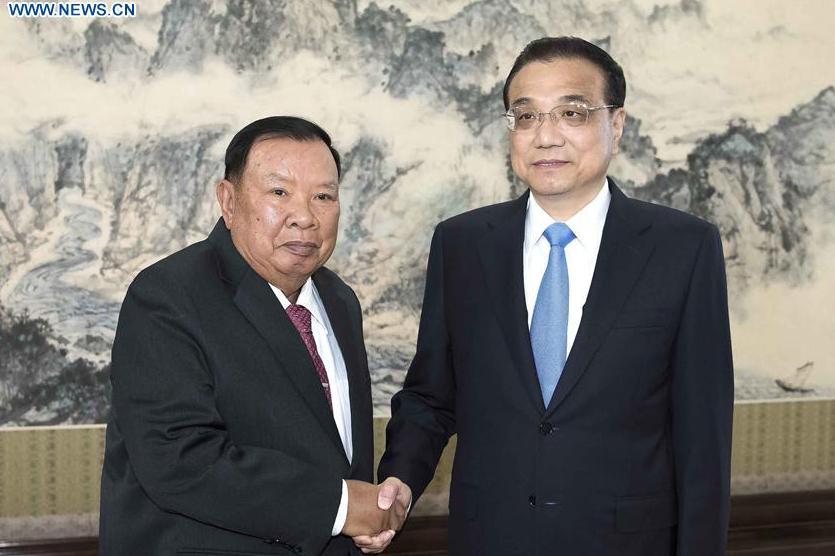 China, Laos eye closer cooperation