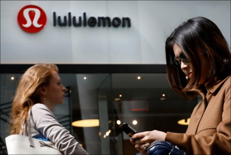 Lululemon hits record high on revamped stores