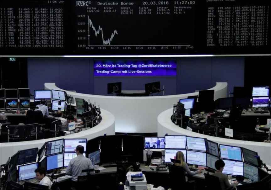 European shares jump into June as Italy reaches government deal