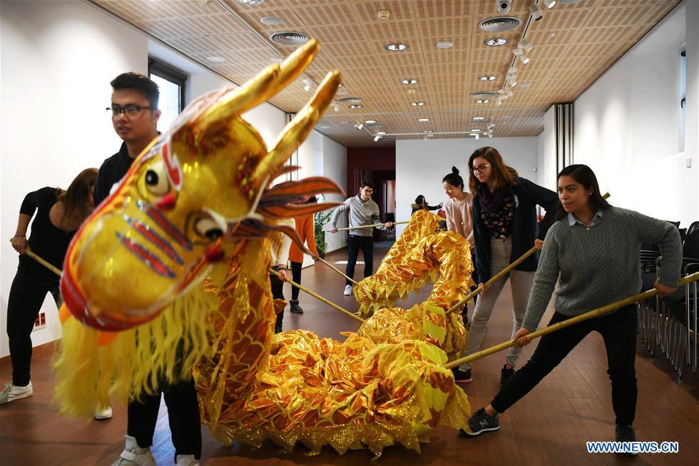 Confucius institutes help enhance friendship between China, Europe
