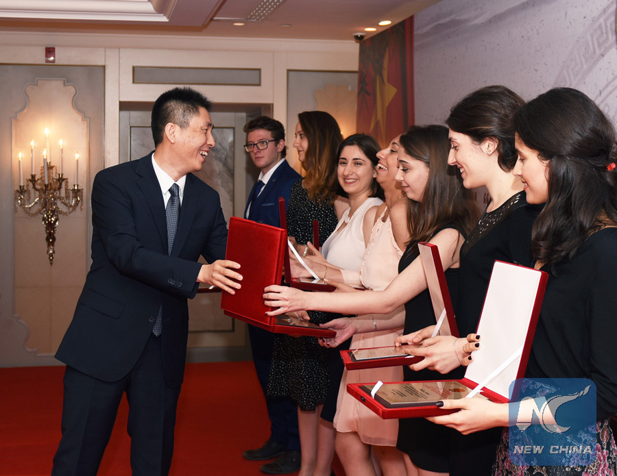 55 Turkish college students granted Chinese scholarship