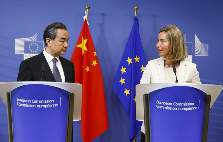 China, EU vow to safeguard multilateralism