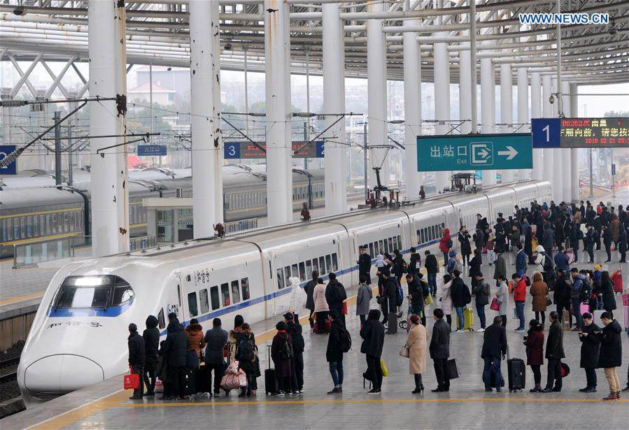 China issues first blacklists for airline, railway safety rules violators