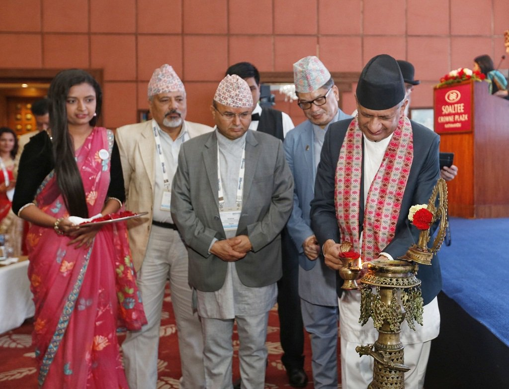 Himalayan Travel Mart 2018 kicks off in Nepal