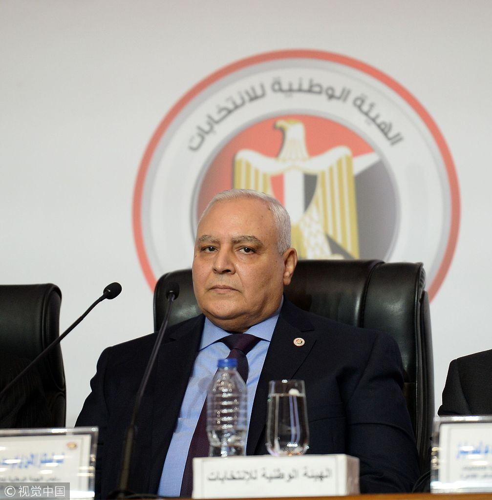 Sisi sworn in as Egypt's President for second term