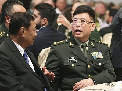 Cooperation key to regional security