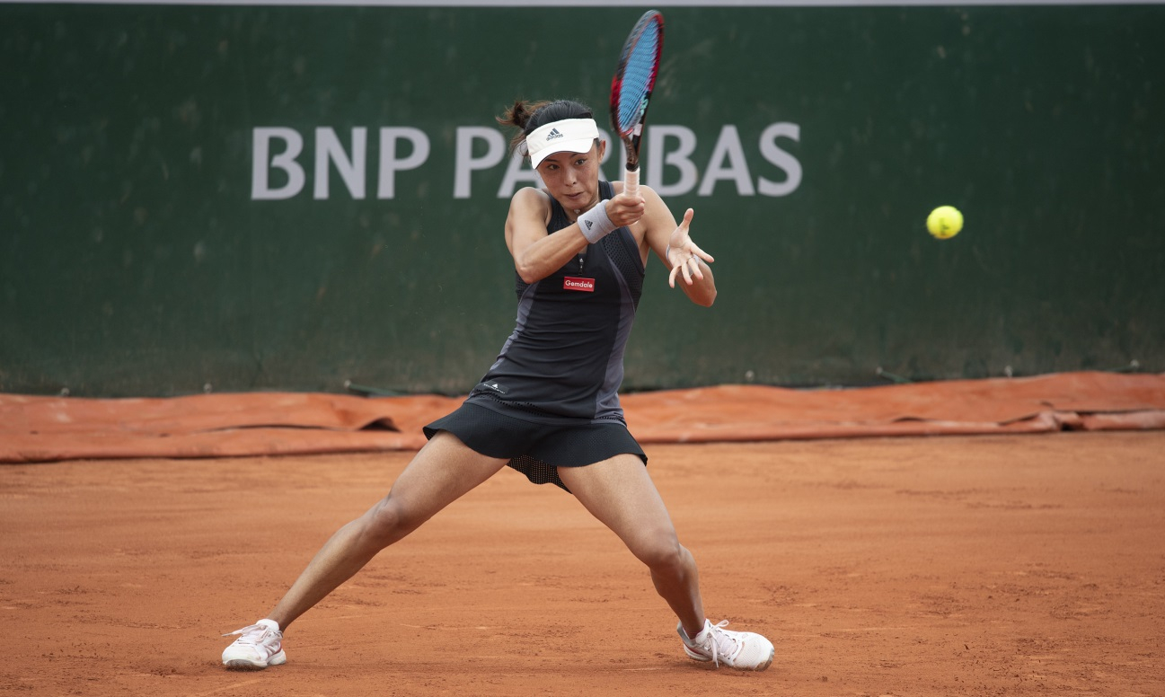 China's Wang Qiang bows out in third round of French Open