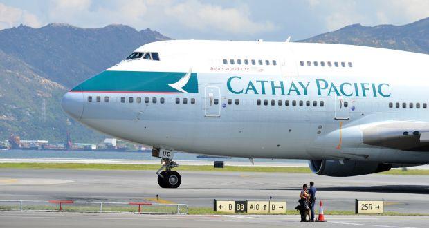 Hong Kong-Dublin direct flight service launched