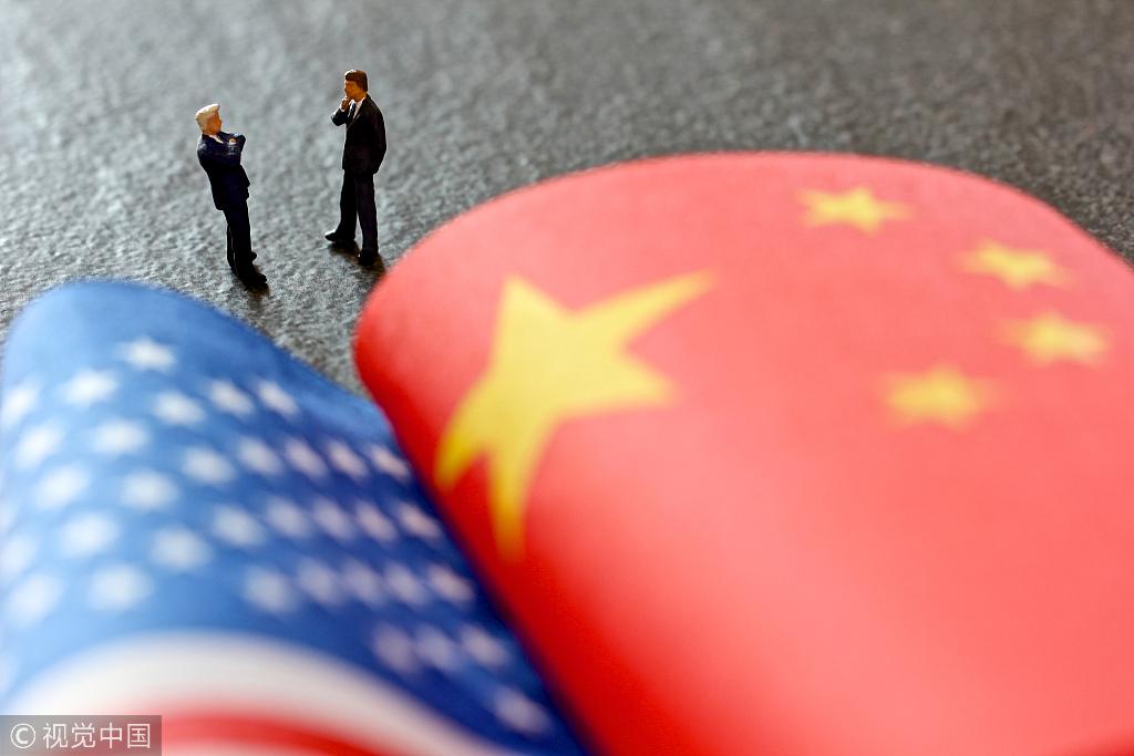 China issues statement on Sino-US trade talks