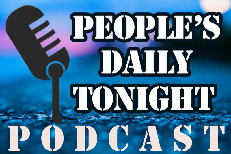 People's Daily Tonight: Podcast News (6/3/2018 Sun.)