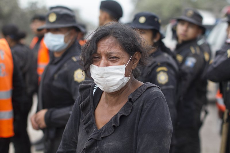 Death toll of Guatemala's volcano eruption rises to 65