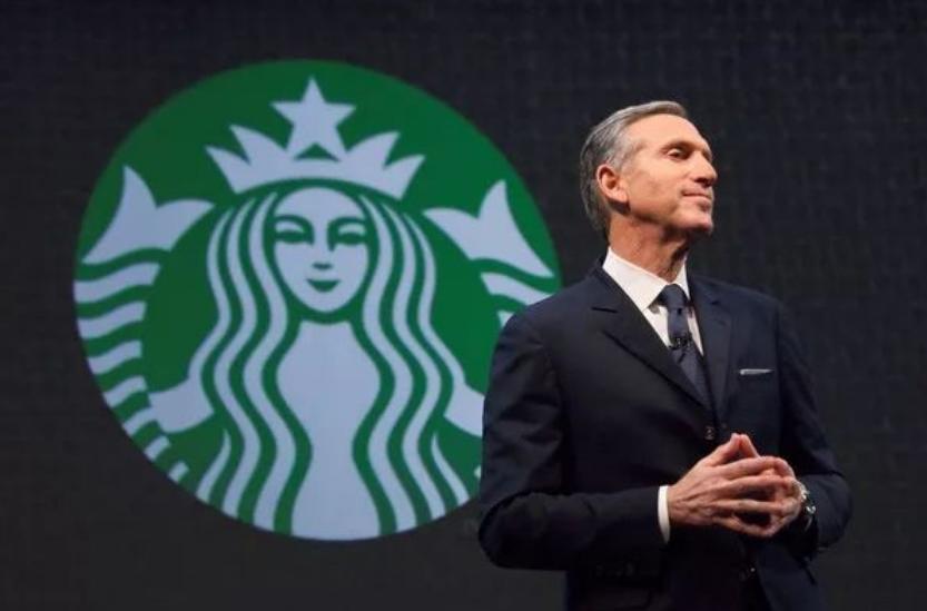 Starbucks head steps down, sparks politics rumors