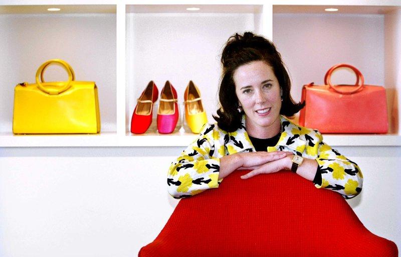 Fashion designer Kate Spade found dead in apartment