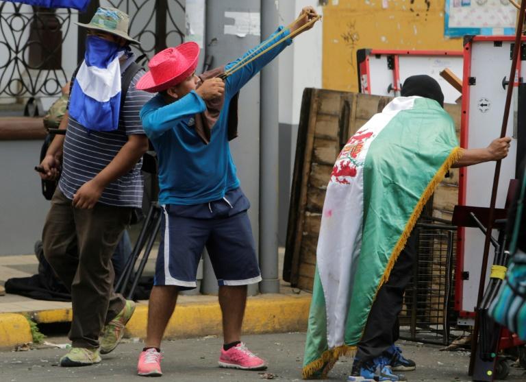 Nicaraguan govt calls for new talks after 5 more protest deaths