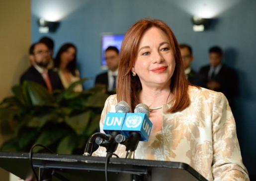Ecuadorean FM becomes 4th woman ever to head UN Assembly