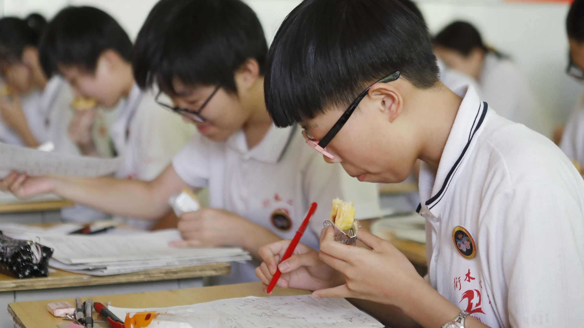 Generation Z in China is moving away from 'life-changing' exams