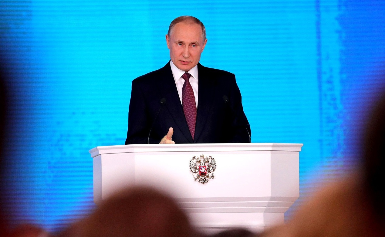 Exclusive interview with Putin: Russia on same page with China for people's welfare