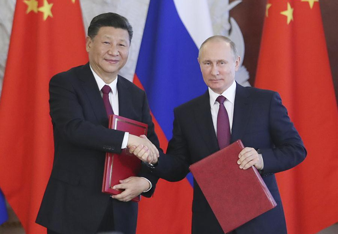 Putin: Russia is a firm supporter of China's Belt and Road Initiative