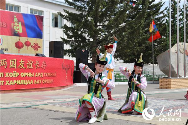 Chinese cultural festival kicks off in central Mongolia