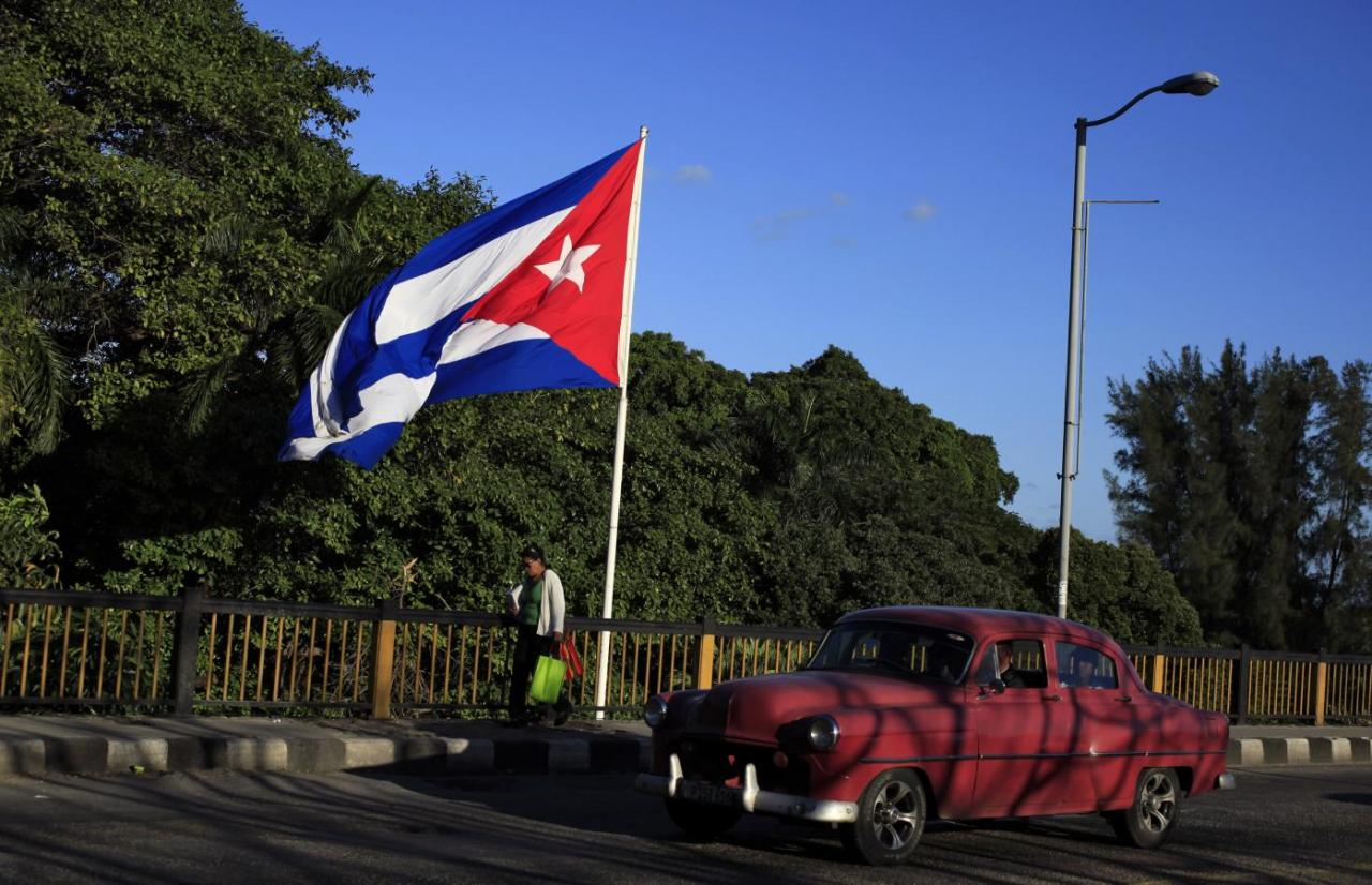 """Cuba continues to implement """"zero tolerance"""" policy on drugs"""
