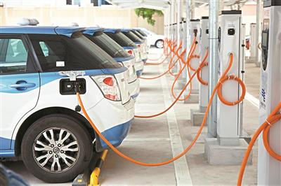 Shenzhen to ban non-electric vehicles from car-hailing platforms