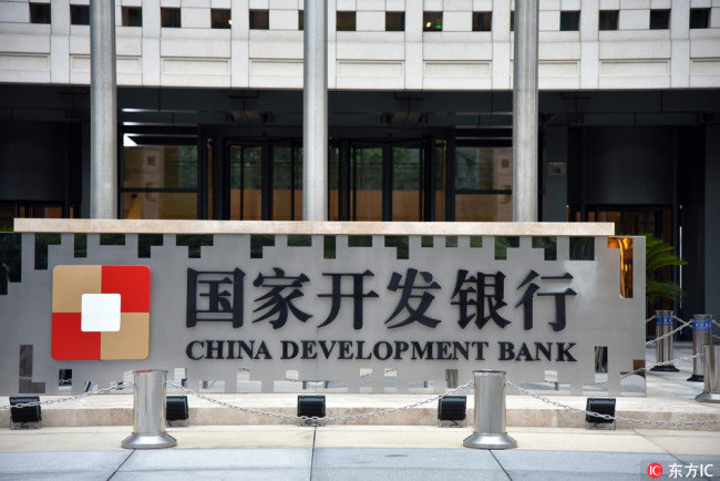 China policy bank reports more than $100 bln loans to SCO countries