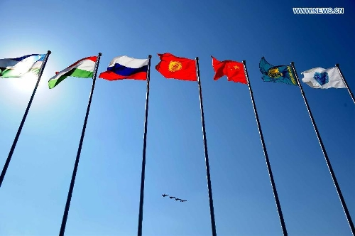Business leaders laud SCO's role in regional economic cooperation