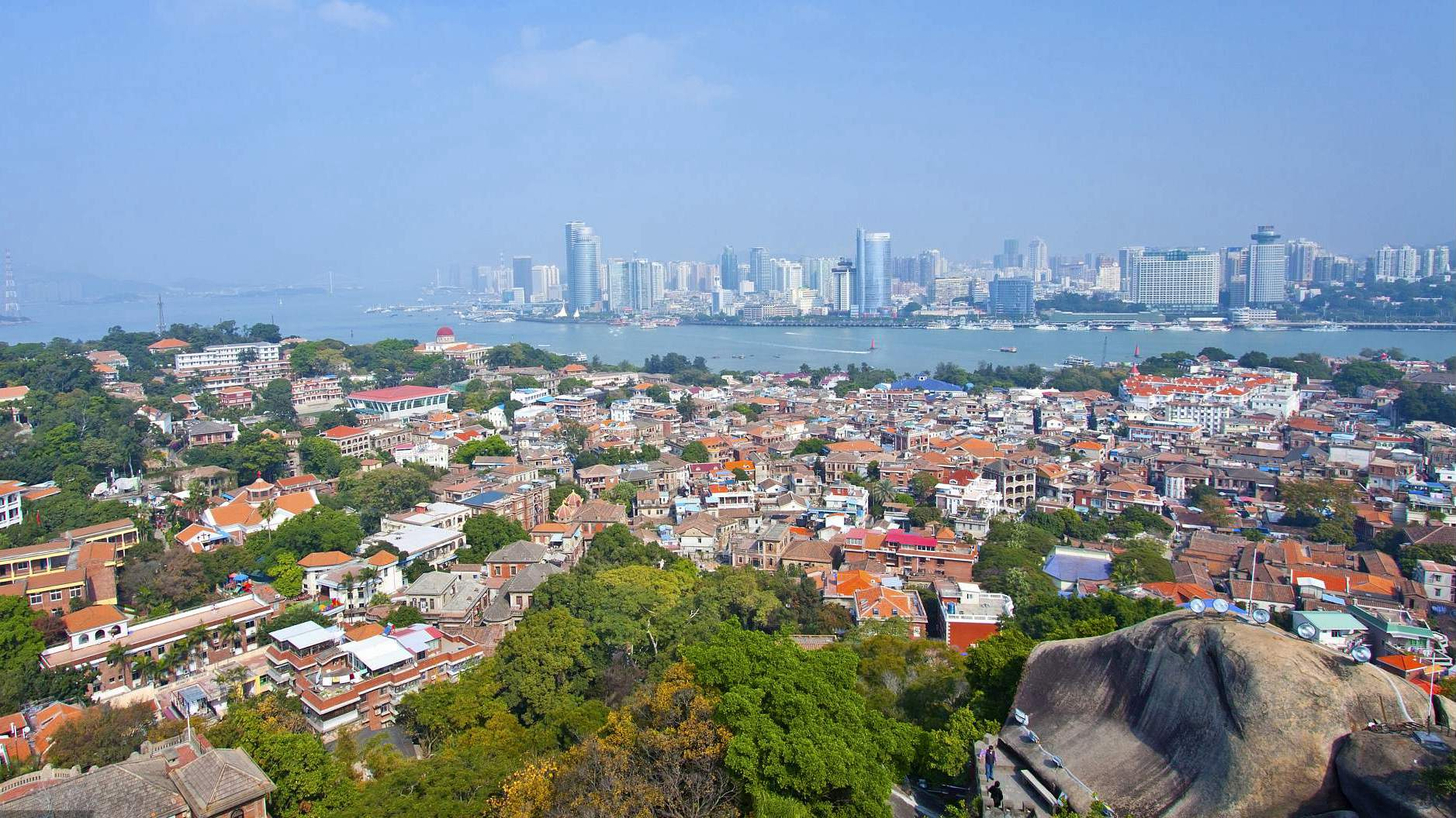 10th Straits Forum: Explore the beauty of Xiamen