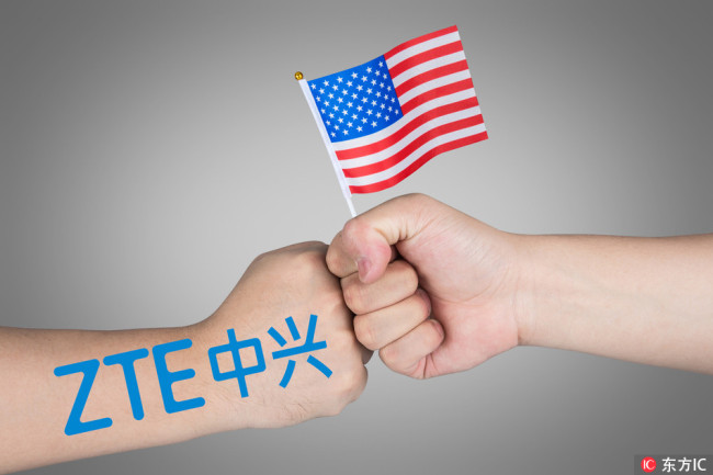 ZTE reportedly reach new deal with US