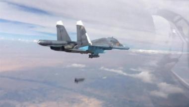 Air strikes kill at least 44 in Syria