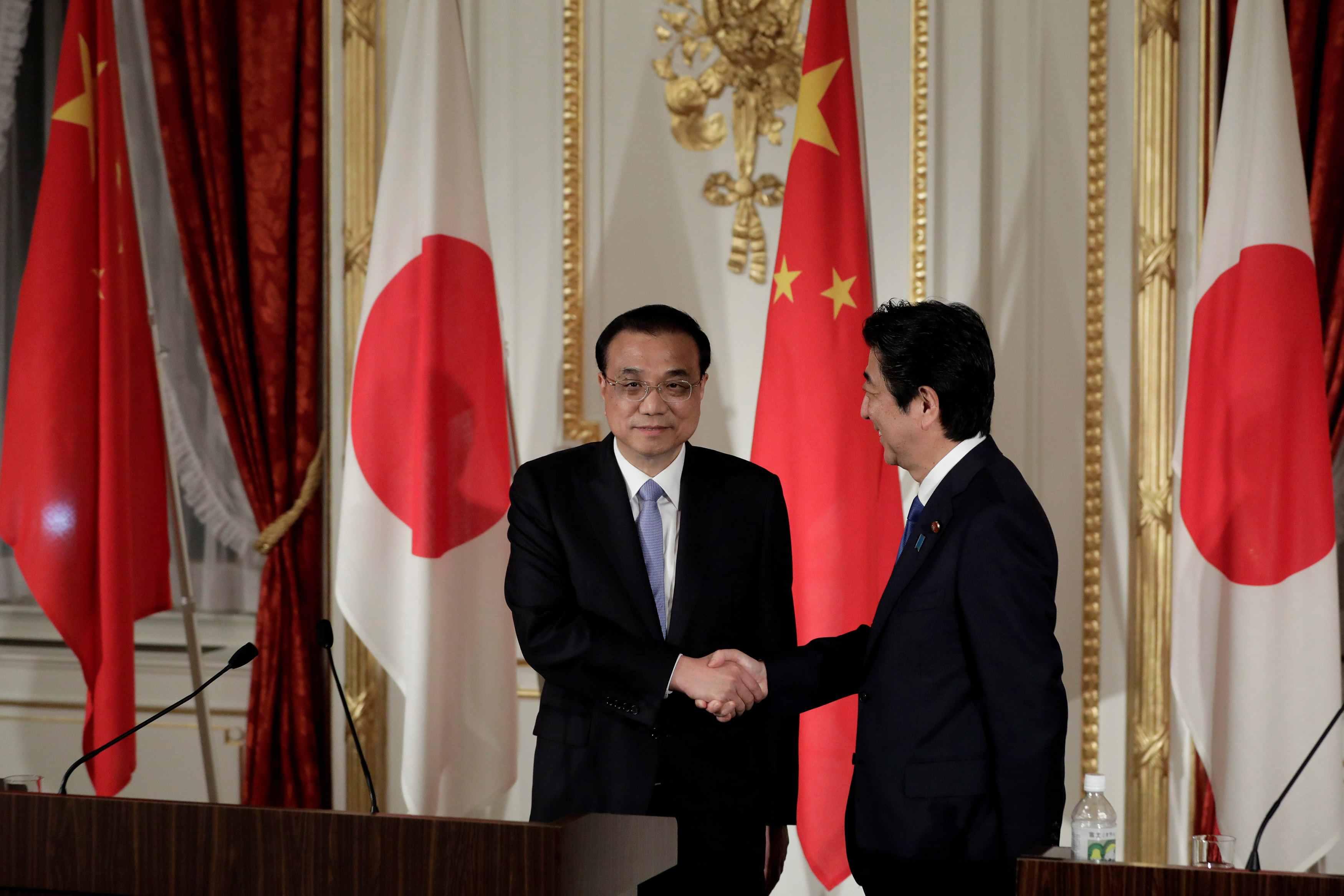 China, Japan kick off joint air, maritime contact mechanism