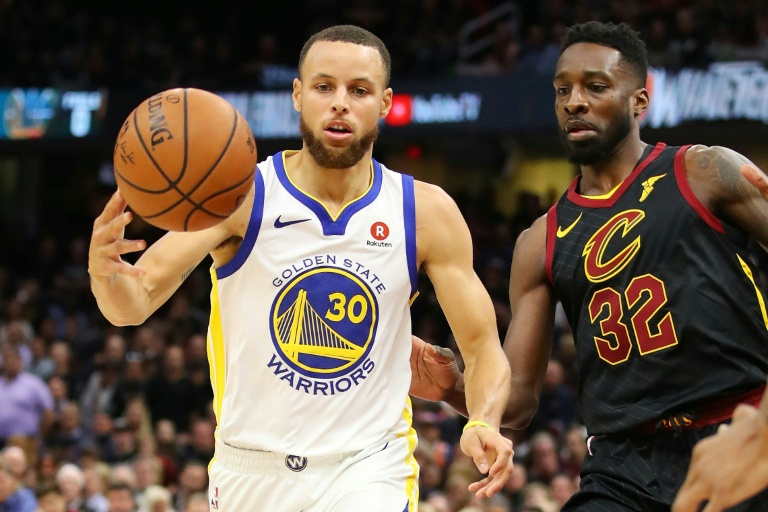 Repeat-hungry Warriors eye sweep of Cavaliers in NBA Finals