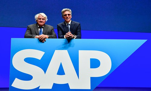 SAP shifts focus to CRM