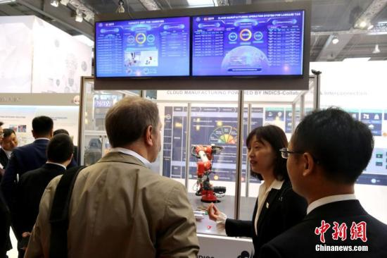 China to complete industrial Internet infrastructure by 2020