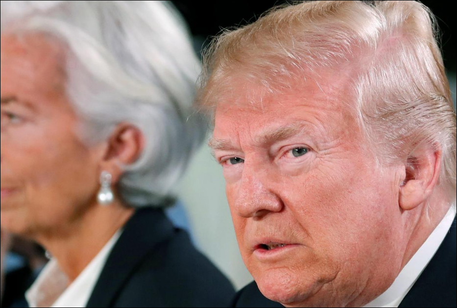 Trump demands end to 'unfair' trade after G7 summit