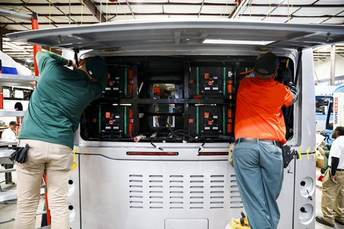 Asian EV battery makers may overpower Europe