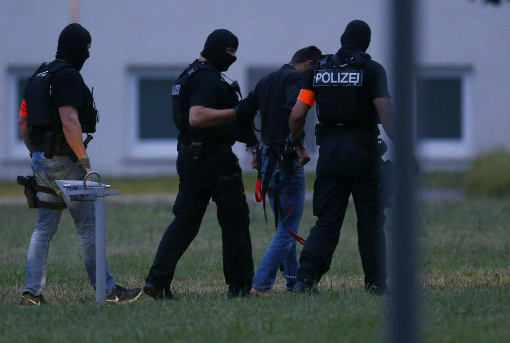 Iraq extradites suspected killer of 14-year-old girl to Germany