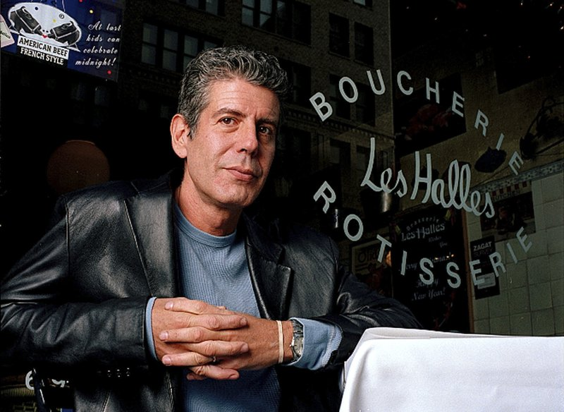 Bourdain's death means loss of a voice for immigrant workers