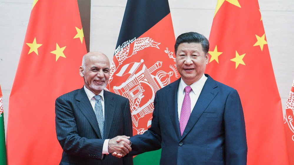 Xi calls for closer China-Afghanistan cooperation