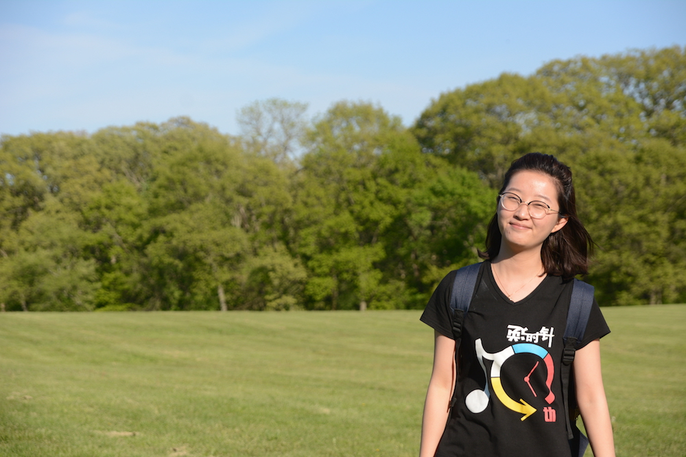 Memorial held for missing Chinese scholar in US