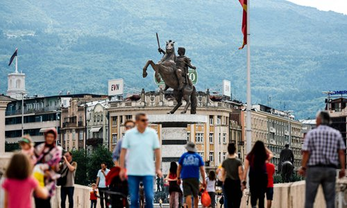 After name row with Greece, Macedonia now faces revising how to teach its history in schools