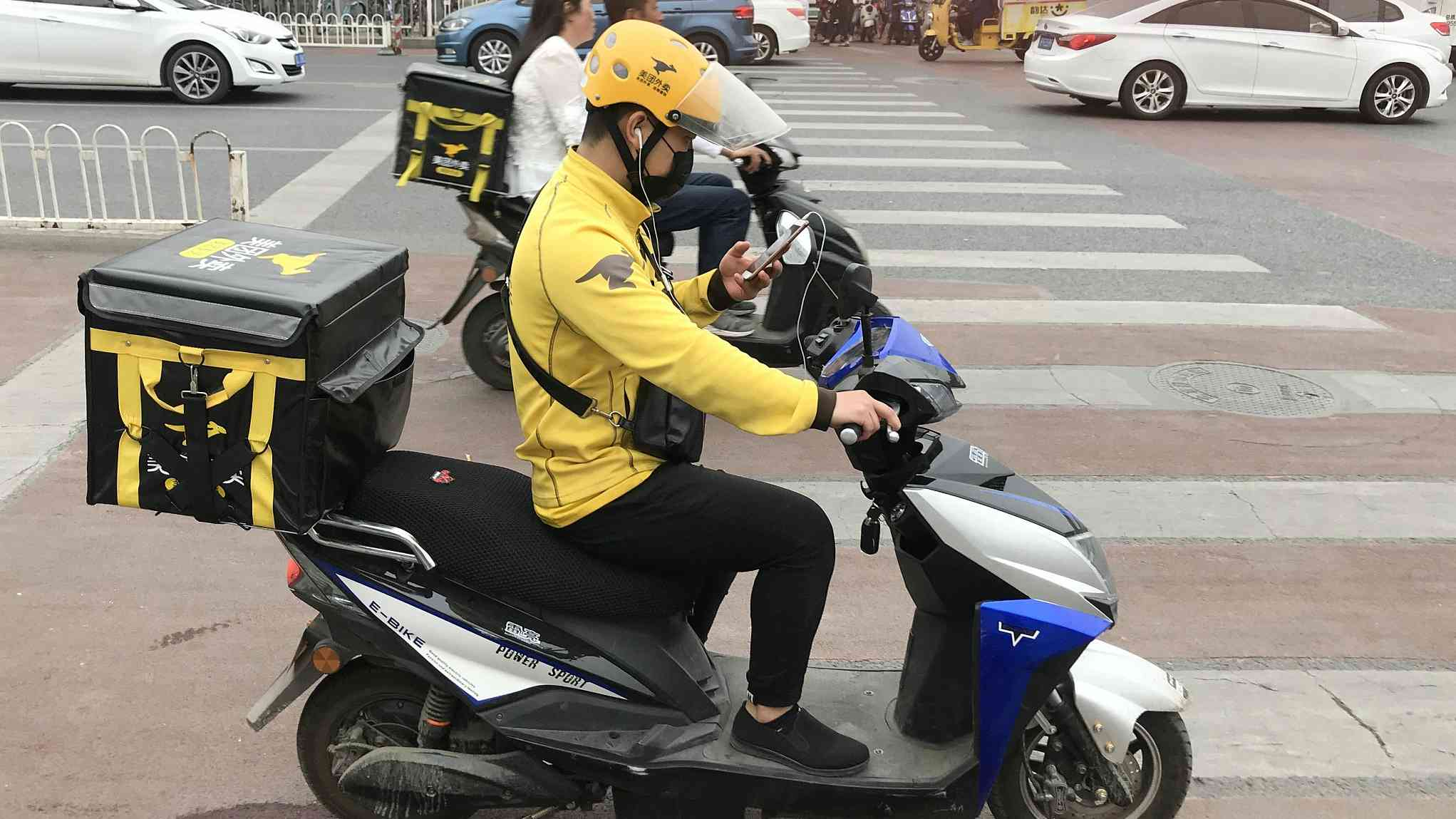 Chinese food delivery giant Meituan suspected of discrimination against HBV carriers