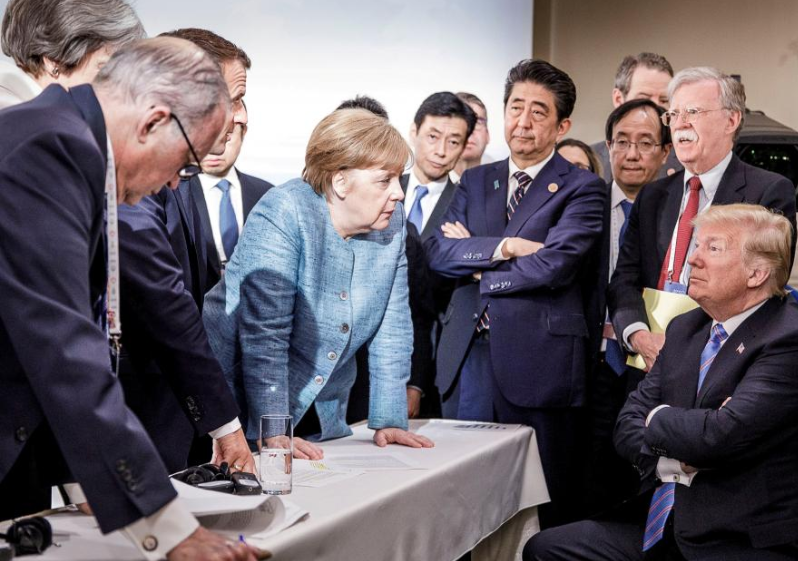 'Fair trade, fool trade', Trump's tweets spew ire on NATO allies
