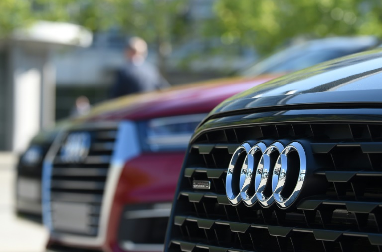 German prosecutors raid Audi boss over diesel cheating