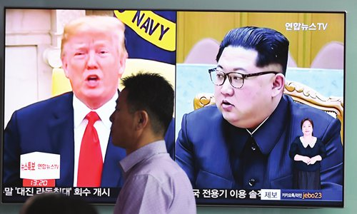 US to offer N.Korea security