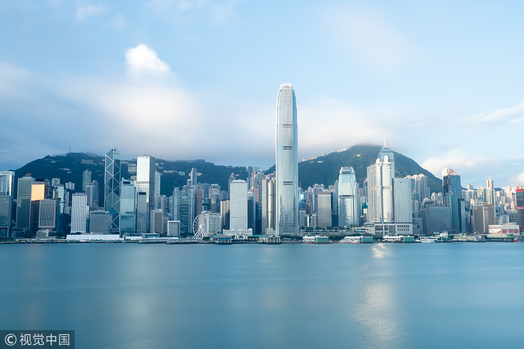 Hong Kong's gateway role particularly important in green finance: HKMA