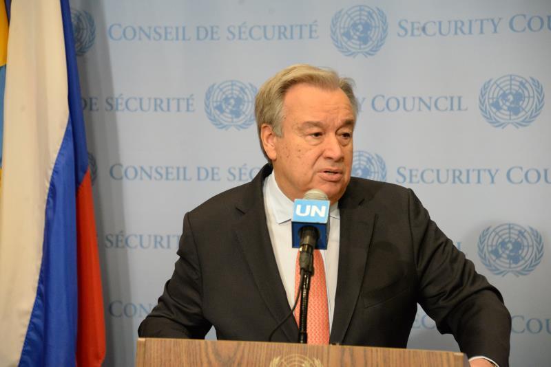 UN chief hails US-North Korea summit as an 'important milestone'
