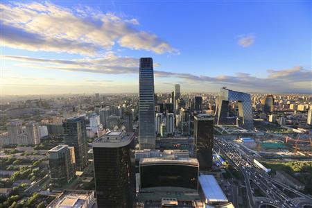 Chinese economy steadies with faster structural transformation