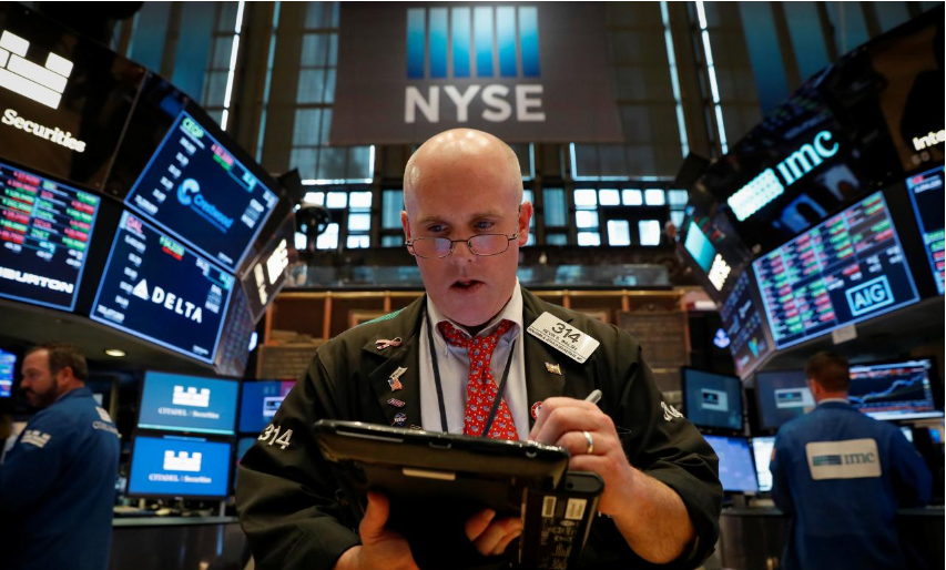 Wall Street edges higher as focus shifts to Fed